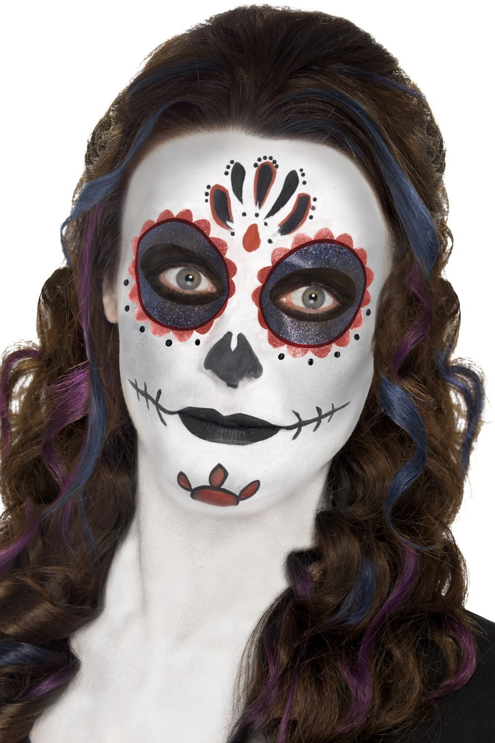 Day of the dead face paint 44226