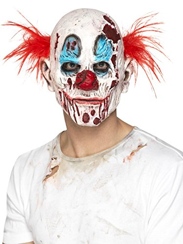 Zombie Clown Mask. Smiffys 45021