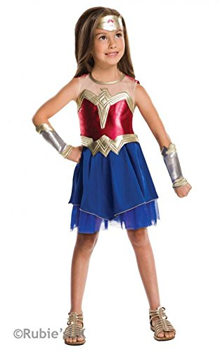 Wonder woman- Dawn of Justice costume. Large 7-8 y