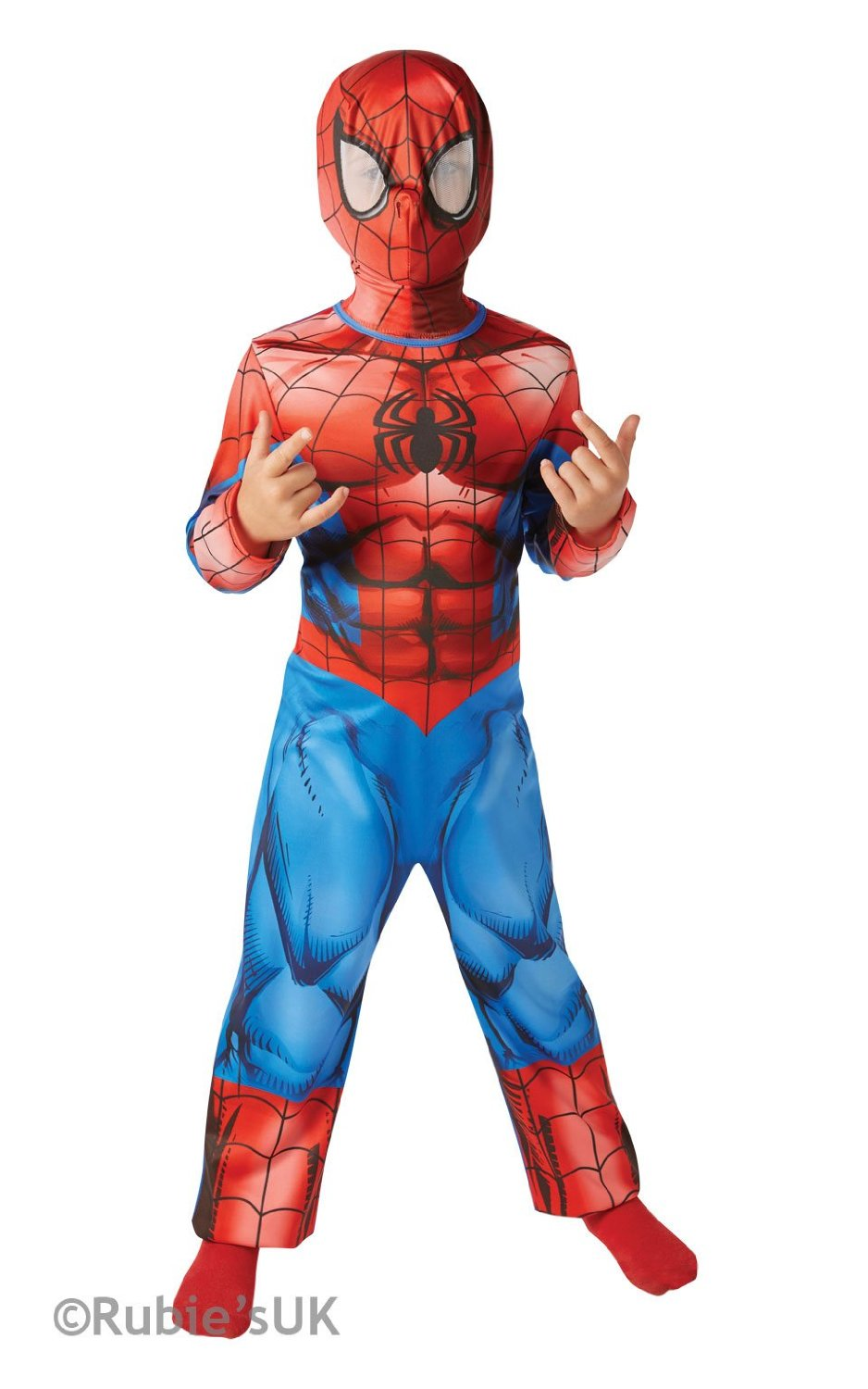 Deluxe Spiderman costume 620681
