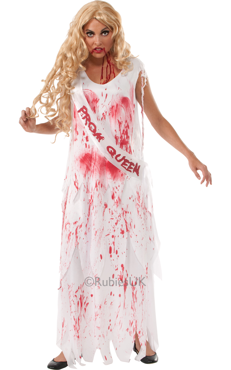 Bloody Prom Queen costume 810007