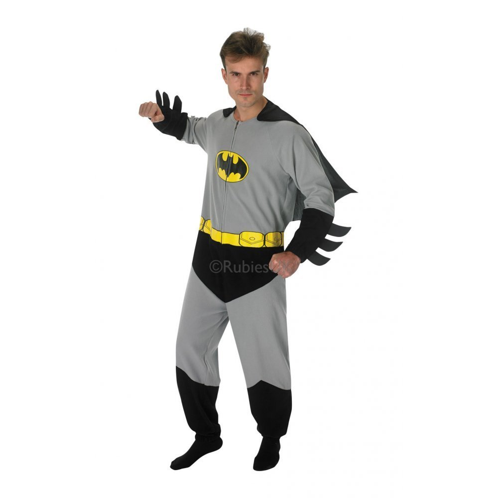 BATMAN ~ Onesie - Adult Onesie Costume880333