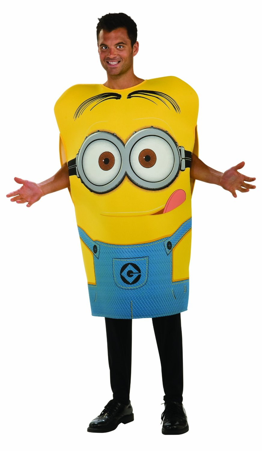 Disney Adult Minion Dave Costume 887338