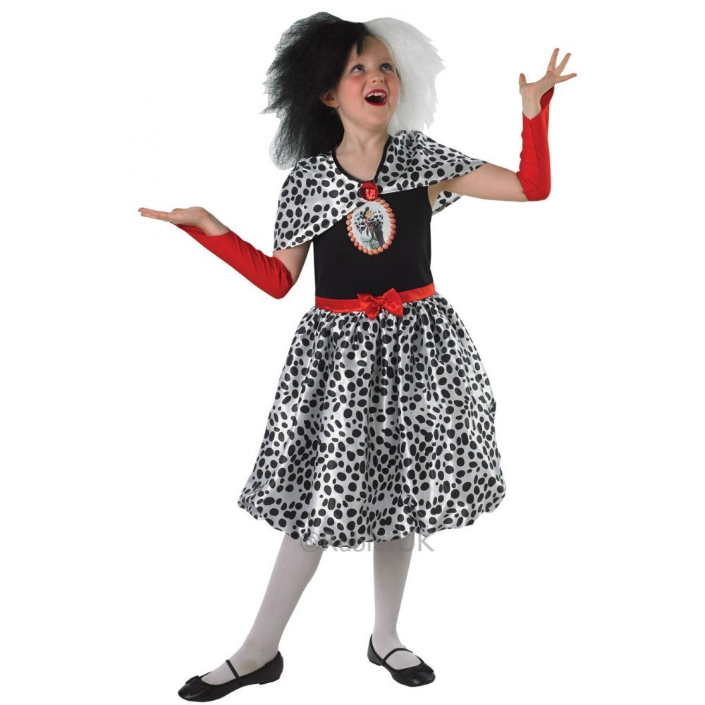 Cruella De Vil Disney kids 885847 large 9-10 years