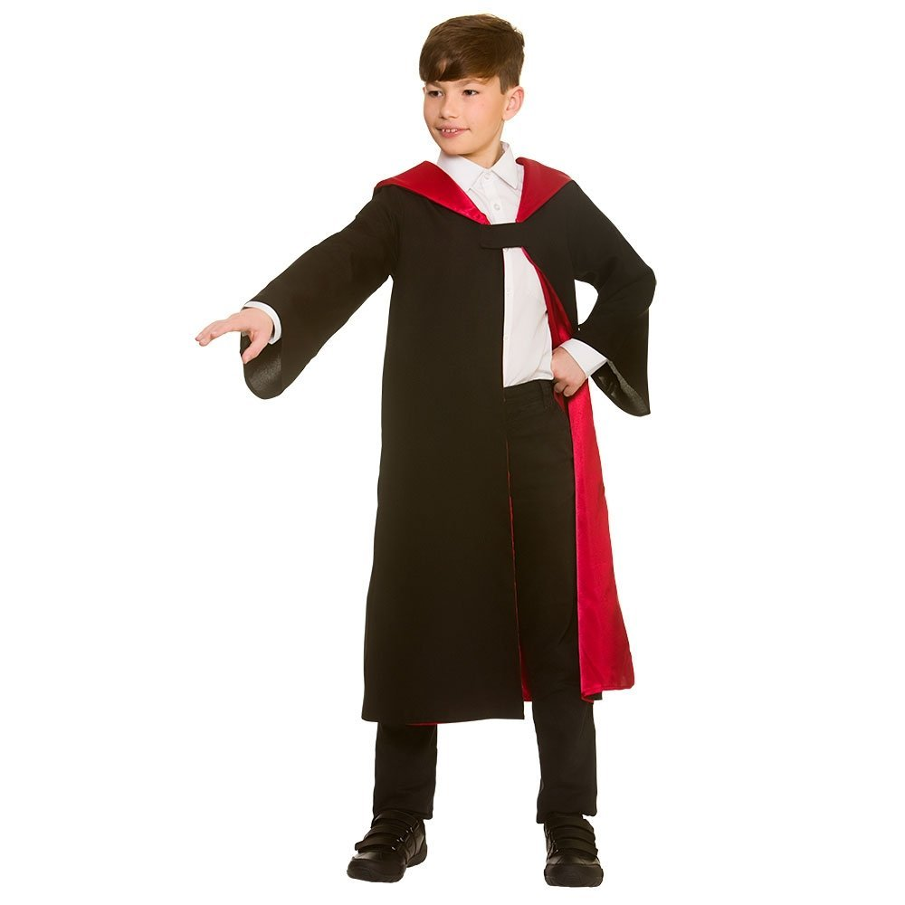 Wizard robe child 8-10 years egb4915. Wicked