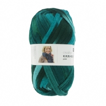 Rico Can Can wool 002 aqua mix
