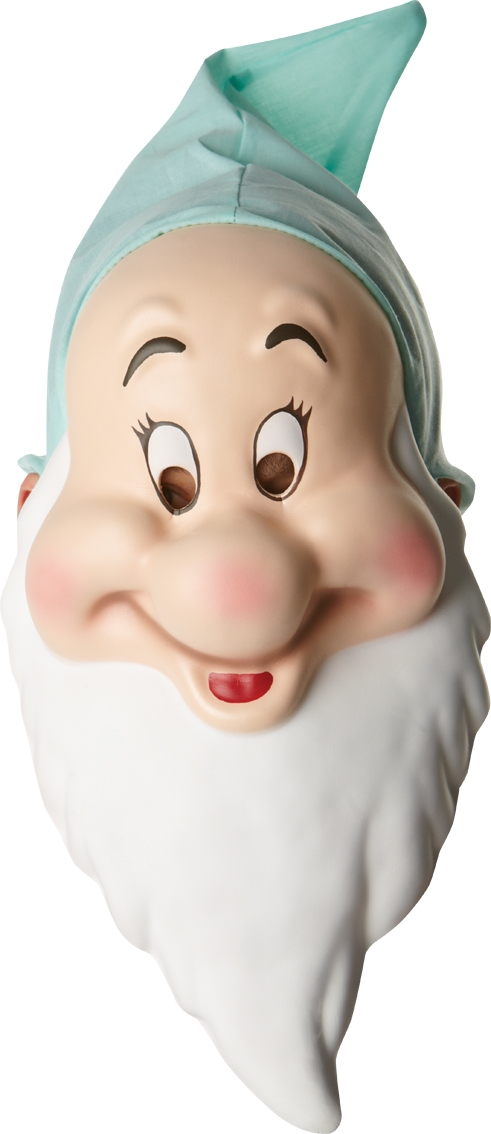 Disney's Bashful mask 4751