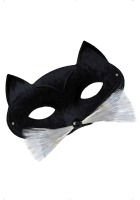 Black cat mask EM338