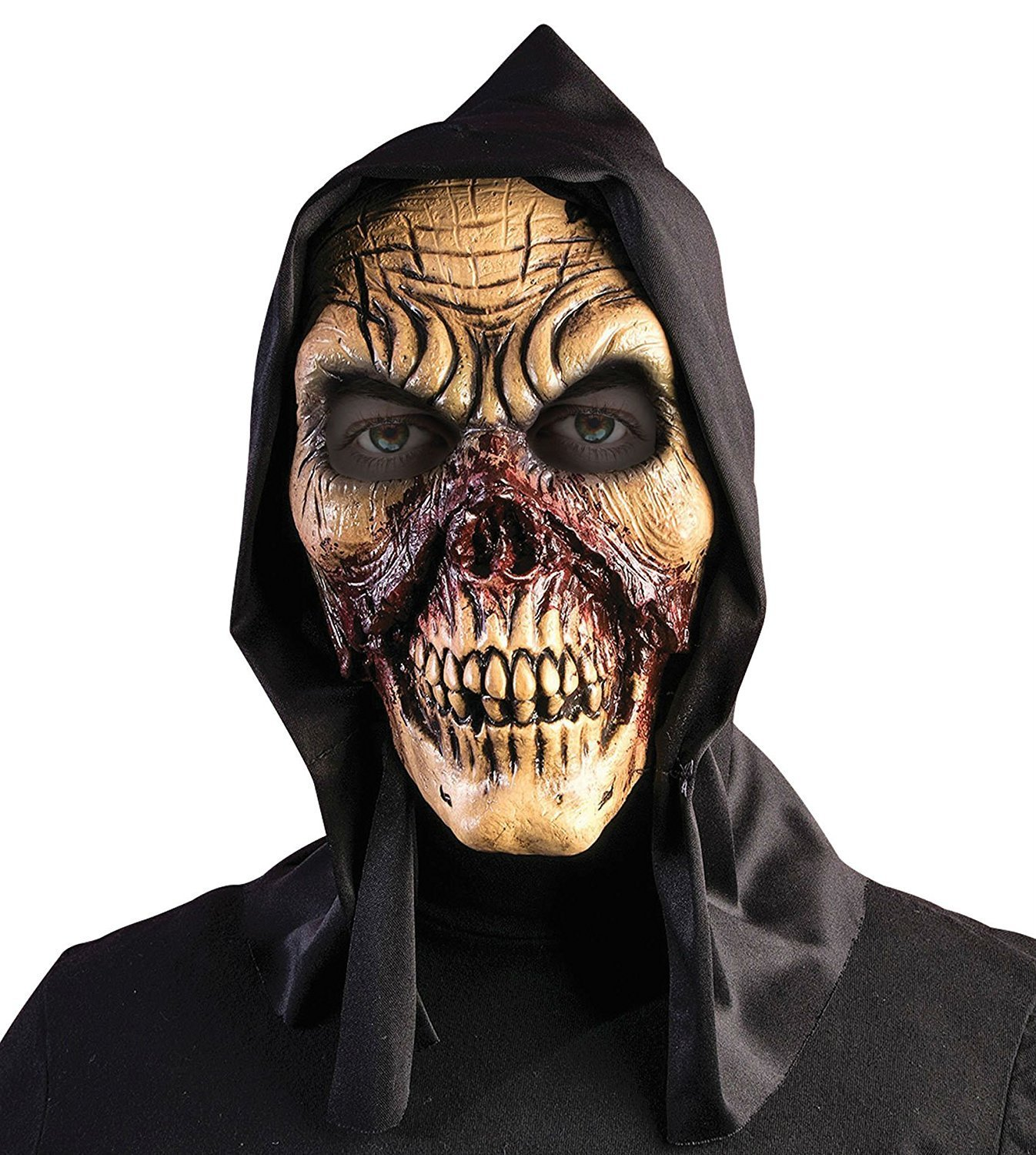 Hooded skull mask bm509