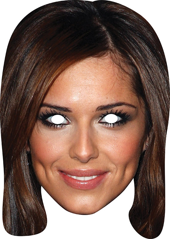 Cheryl Cole mask PM022