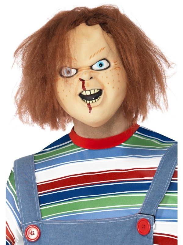 Chucky latex mask 39969