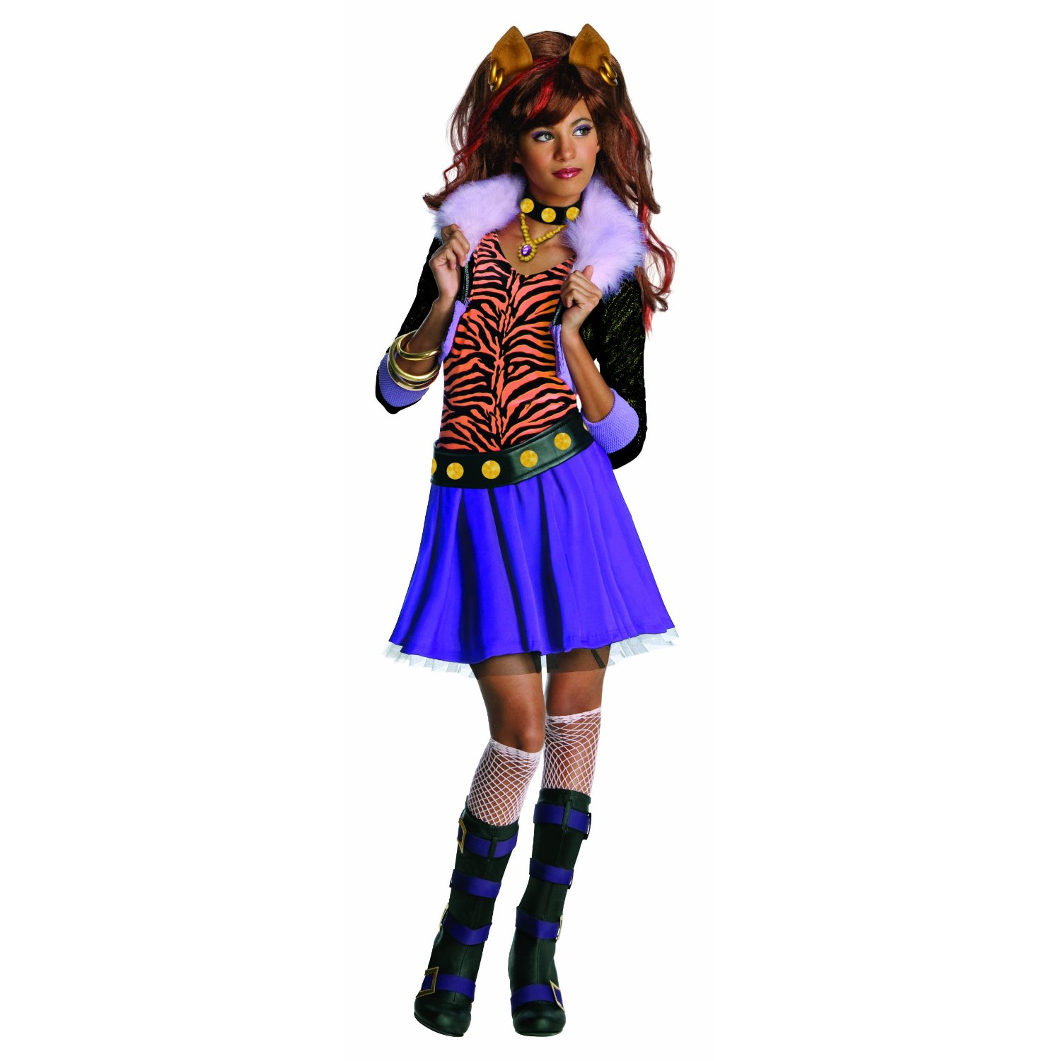 Monster High Clawdeen Wolf costume 884788