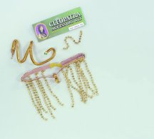Cleo kit (headband and snake armband)