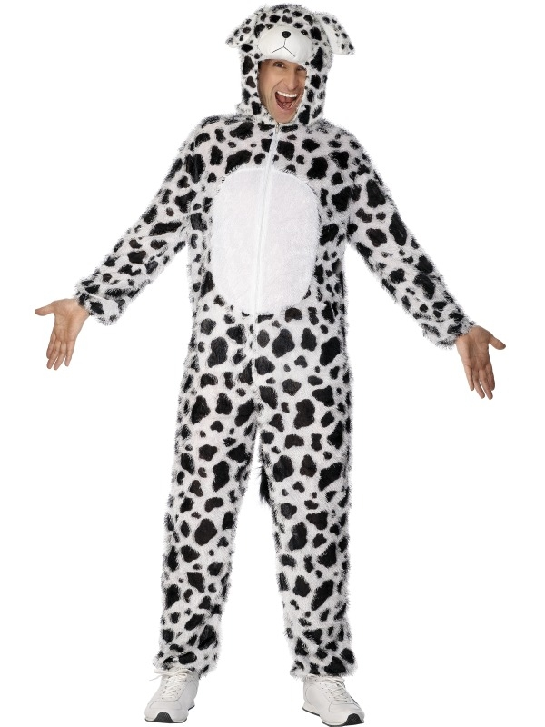 Adult dalmation costume 31672
