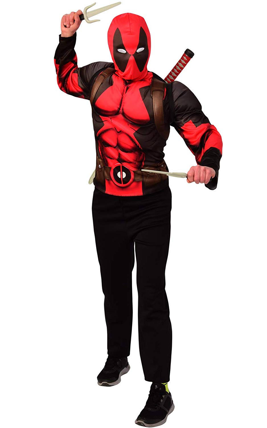Deadpool costume kit G34233 14 years