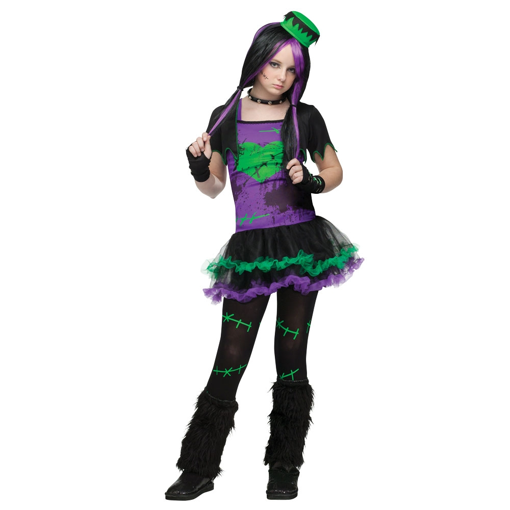 Funky Frankie costume 119523 wicked teens