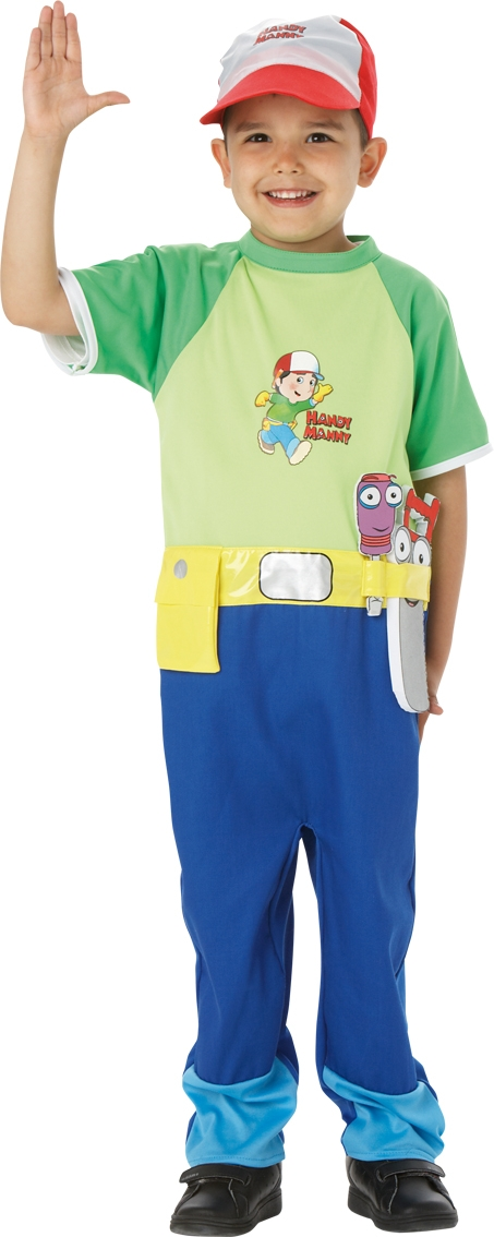 Handy Manny costume 884125