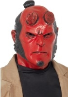 Hellboy latex mask 39989