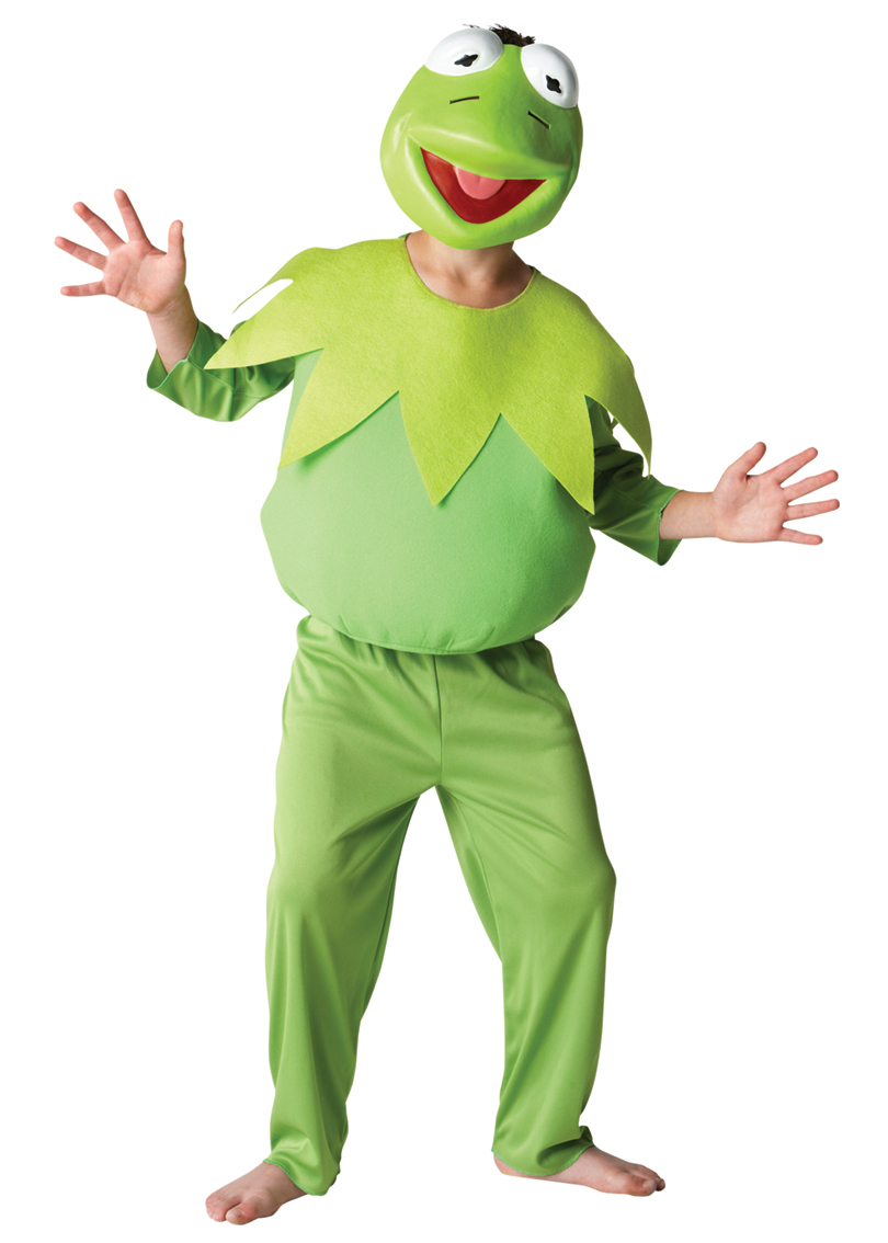 Kids kermit the frog costume 881873