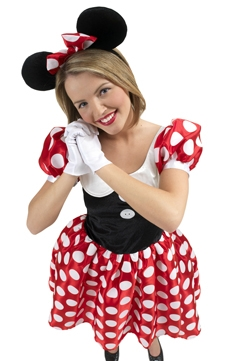 Disney's Minnie Mouse 888584 adult medium.