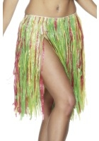 Adult multi grass skirt BA108
