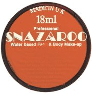 Orange snazaroo Face paint 18ml