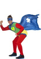 Phantom Farter Super Hero Costume ef-24034L