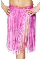 Adult pink grass skirt BA972