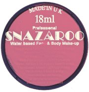 Cerise pink snazaroo face paint 18ml