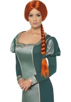 Shrek Princess Fiona Wig 42256