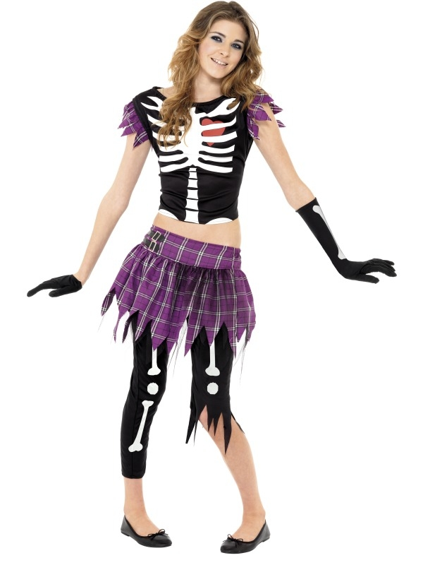 Punky bones girl teenager 21412