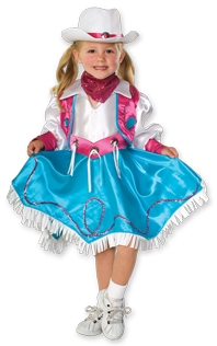 Rodeo Princess costume 882691