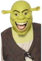 Shrek Latex Mask 37188
