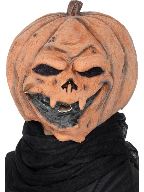 Scary Pumpkin Mask ef-23143 (smiffys)