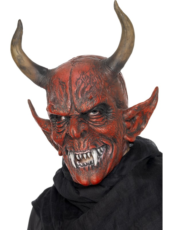 Devil Demon Mask ef-25314 (smiffys)