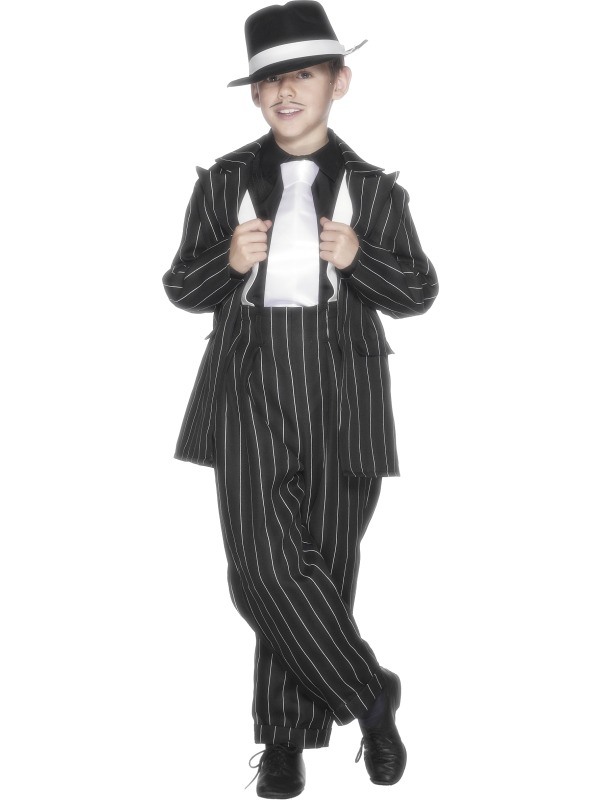 Zoot Suit Costume ef-25600L (smiffys)