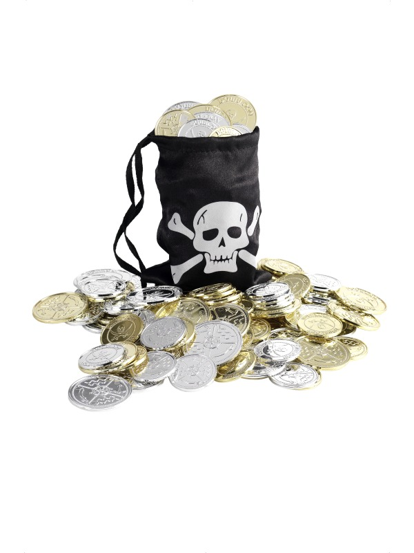 Pirate Coin Bag ef-28344