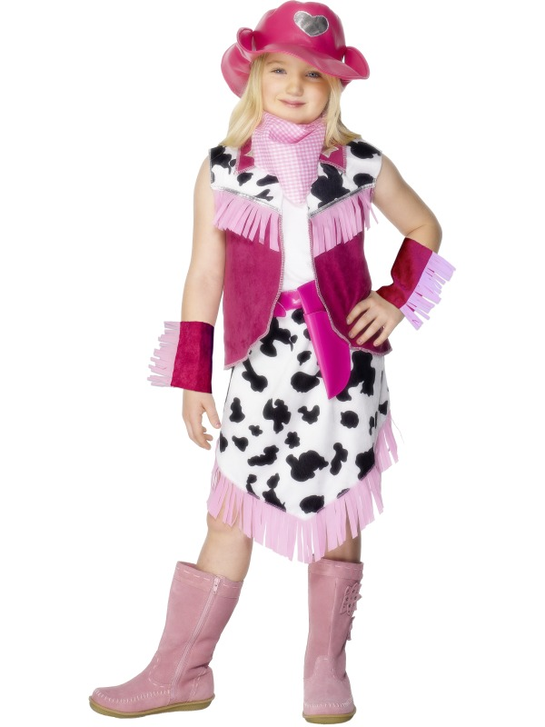 Rodeo Girl Costume ef-28941M (smiffys)