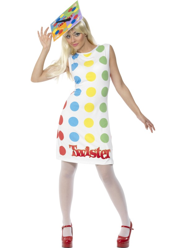 Female Twister Costume ef-31847M (smiffys)