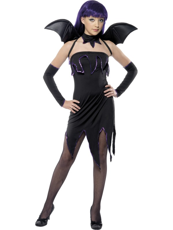 Teen Bat Pixie Costume ef-32696