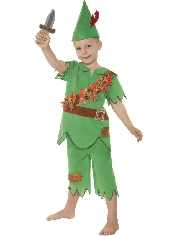 Peter Pan Costume ef-33032S (smiffys)