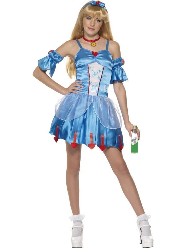 Teen Rebel Toons Alice in Wonderland ef-34182T