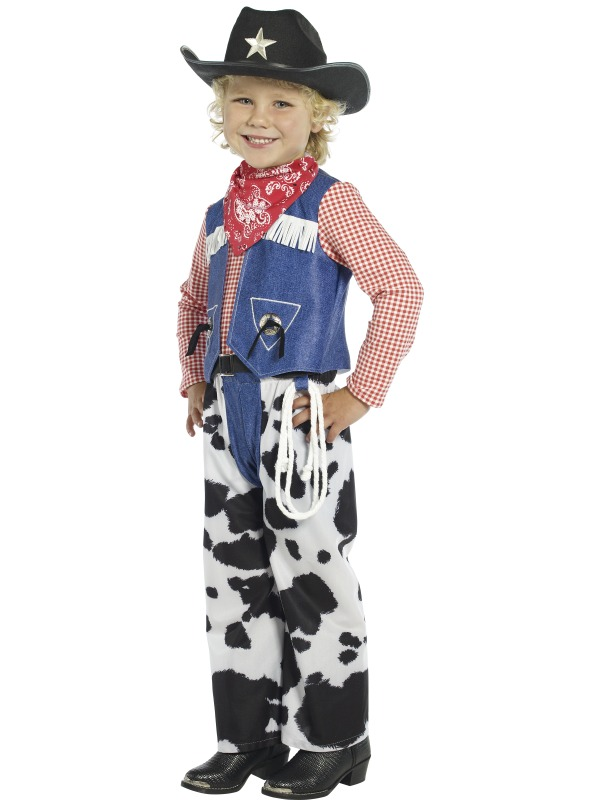 Ropin Cowboy  costume ef-36180T2 (smiffys)