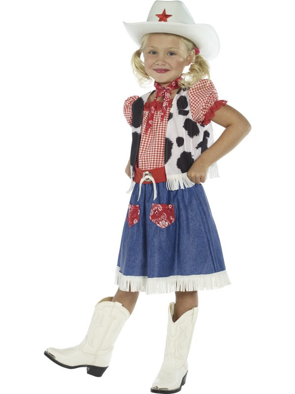 Cowgirl Sweetie Costume ef-36328S (smiffys)