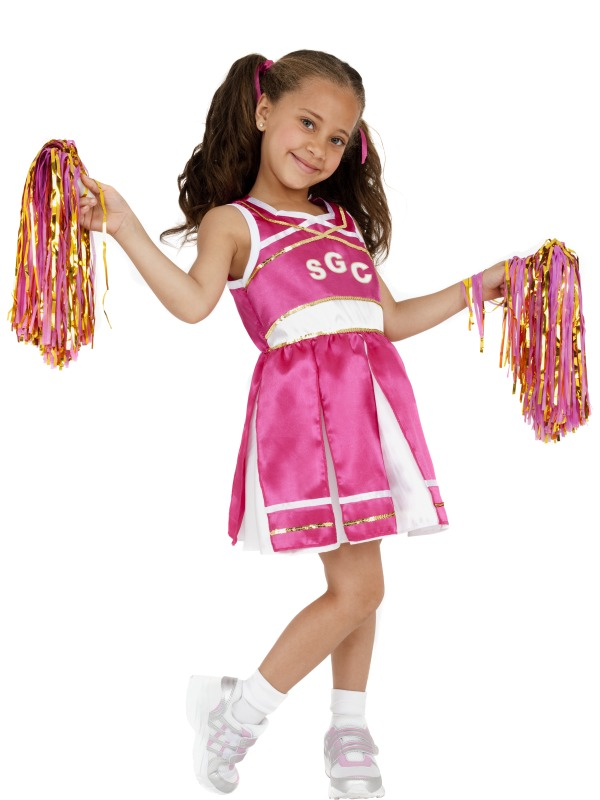 Cheerleader Costume ef-38645M (smiffys)