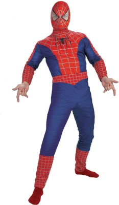 Spiderman  costume AC690 adult