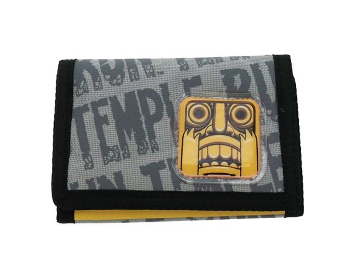 Temple Run wallet