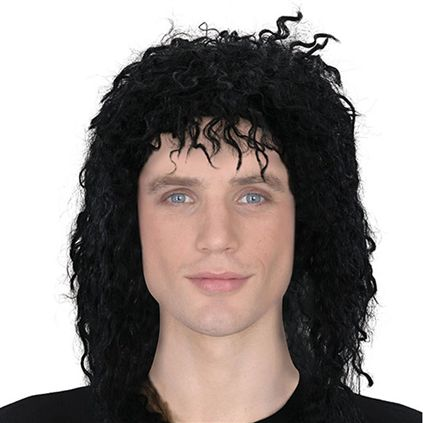 Weird guy Jackson wig BW716