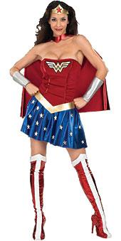 Wonder woman costume 888439 adult