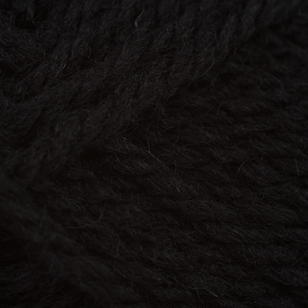 Wendy Aran with Wool (400g) - Black Diamond (468)